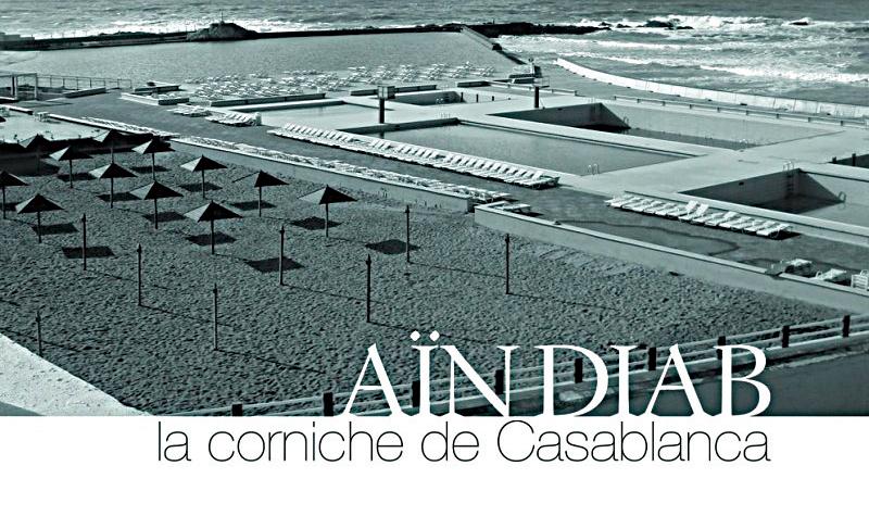 Aïn Diab, la corniche de Casablanca, de Jean-Luc Pierre